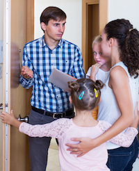 Prevent Landlord from Entering Leased Home